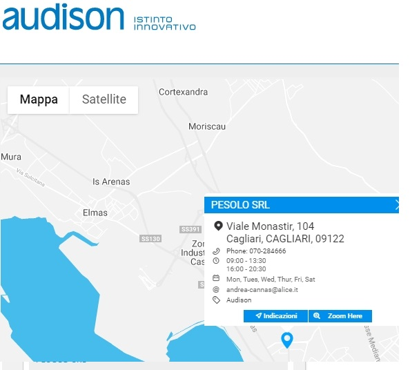 audison dealer locator