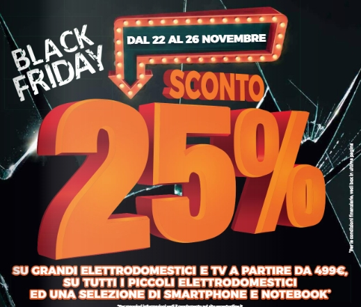 Volantino expert  -  Black friday